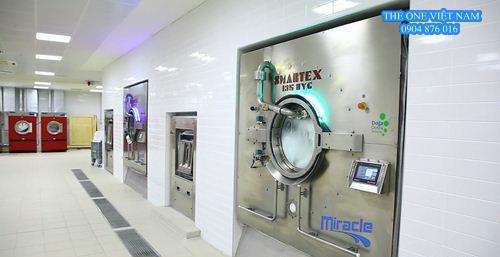 Máy giặt công nghiệp Tolkar Chuyên dụng cho bệnh viện