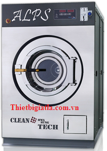 MÁY GIẶT CÔNG NGHIỆP ALPS 35KG, WASHER EXTRACTOR