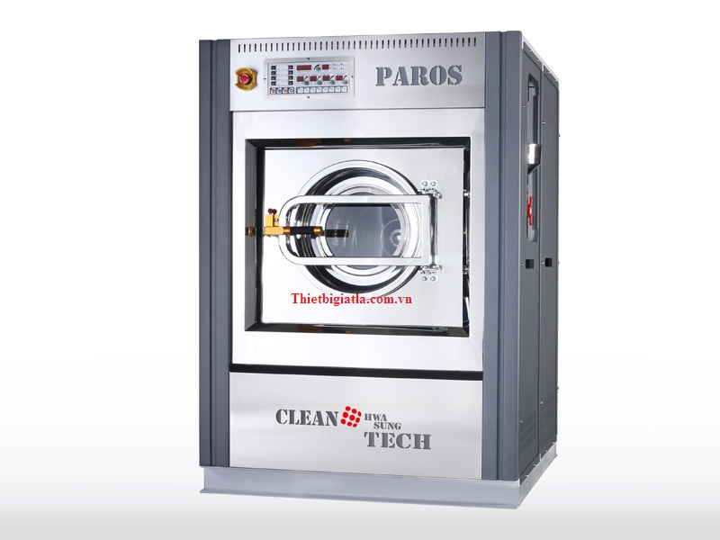 HSCW- Máy giặt vắt công nghiệp PAROS 30kg, PAROS Washer Extractor